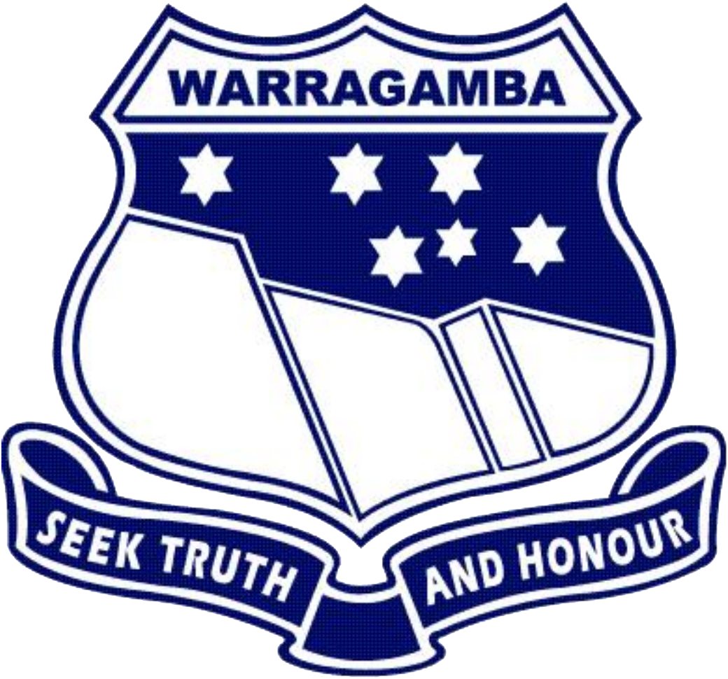 Warragamba Public School logo